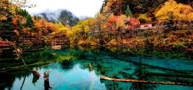 Bức-tranh-mùa-thu-tại-Phượng-Hoàng-Cổ-Trấn
