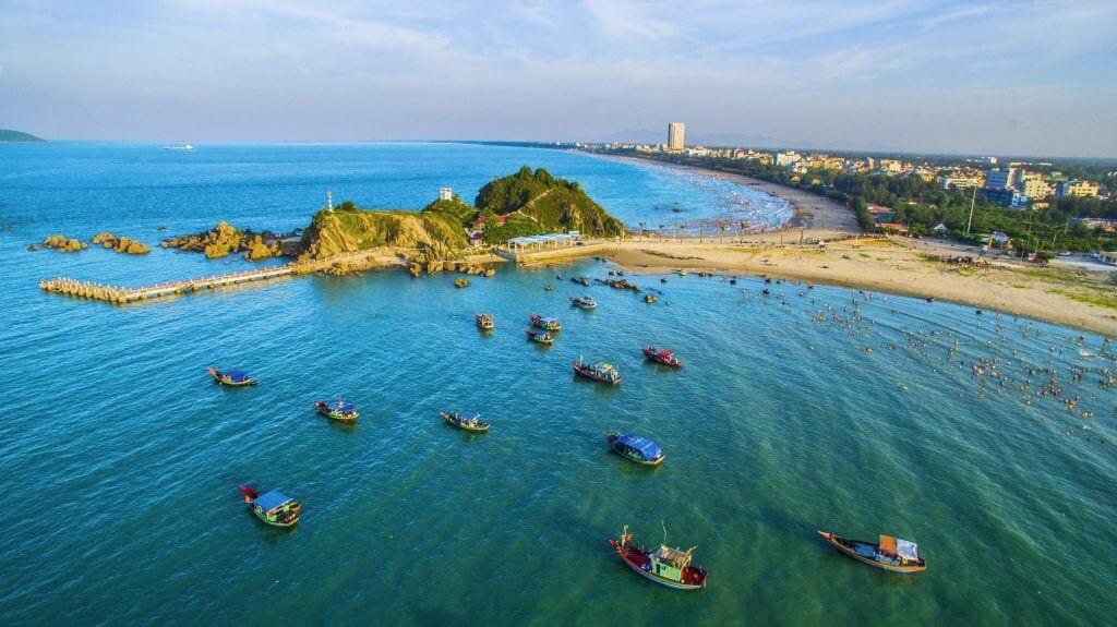 bãi biển Cửa Lò, Nghệ An