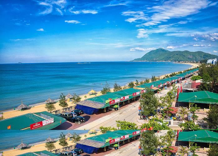 bãi biển Thiên Cầm, Hà Tĩnh