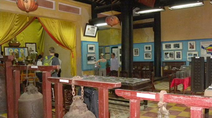 bảo tàng văn hóa lịch sử hội an