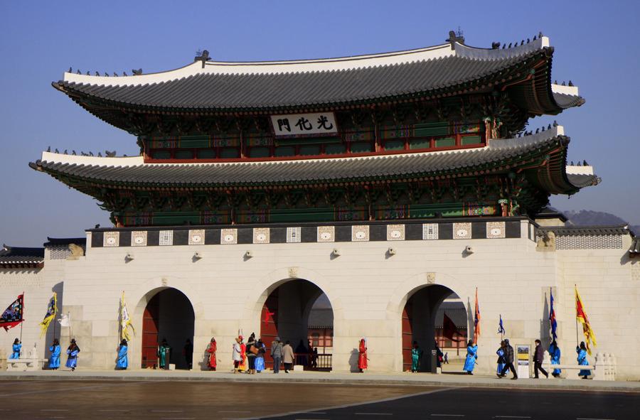 Những địa điểm du lịch Hàn Quốc21