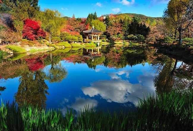 Những địa điểm du lịch Hàn Quốc15